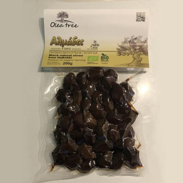 Mustat Oliivit